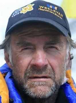 Sir Ranulph Fiennes - Keynote Speaker