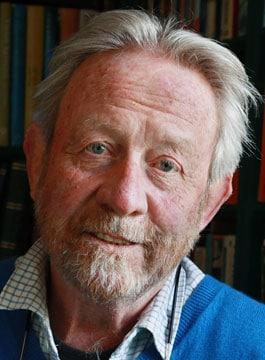 Sir Roddy Llewellyn Celebrity Gardener