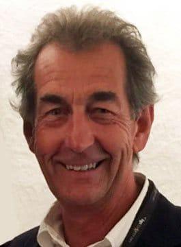 Motorsport guest speaker Steve Parrish