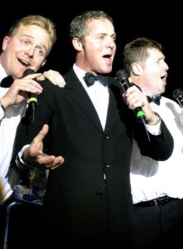 The Three Waiters Original Singing Waiters
