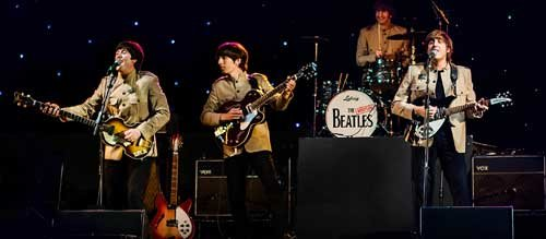 World's Best Beatles Tribute Band