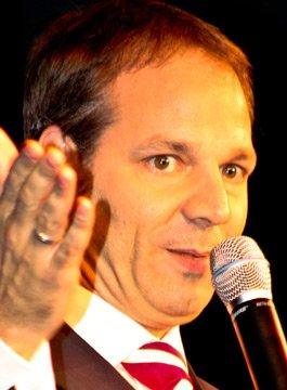 German Conference Host Tim Schlueter