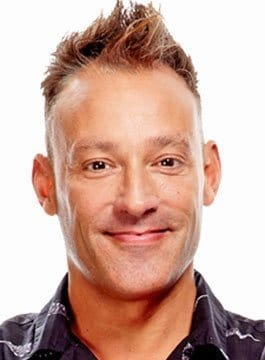 Awards Host Toby Anstis