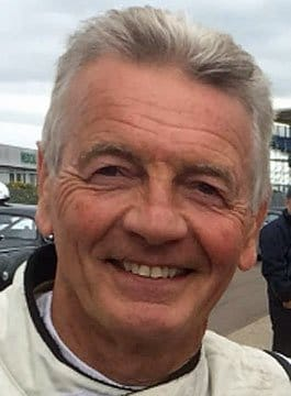 F1 presenter Tony Jardine