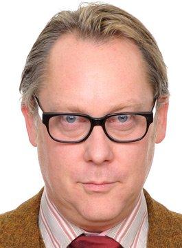 Awards Host Vic Reeves