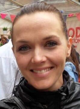 Victoria Pendleton - Olympian Cyclist
