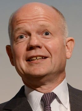 William Hague - After Dinner Speaker