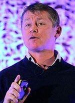 Alan Chambers MBE - Motivational Speaker