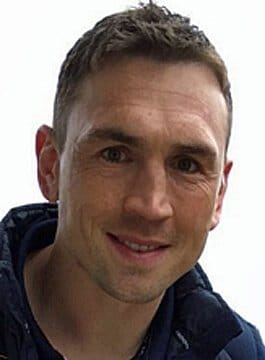 Kevin Sinfield - Rugby League Speaker