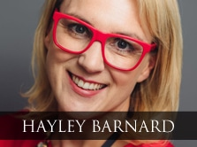 Hayley Barnard Diversity and Inclusion Speaker
