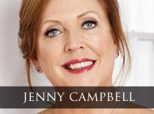 Jenny Campbell Business Speaker