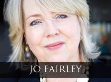 Jo Fairley Speaker