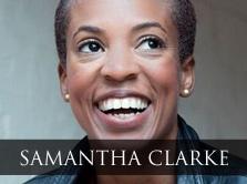 Samantha Clarke Speaker