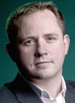 Alastair Lukies CBE - FinTech Keynote Speaker