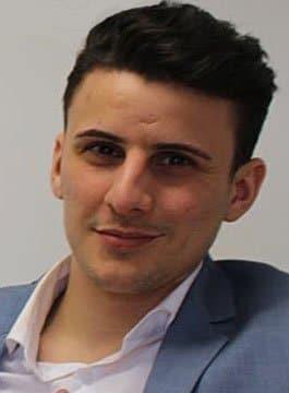 Joseph Valente - Apprentice Winner