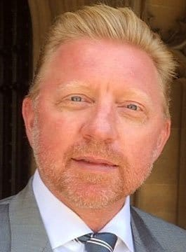 Boris Becker - Tennis keynote Speaker
