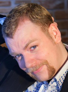Award Host and Comedian Rufus Hound