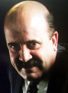 Snooker Speaker Willie Thorne