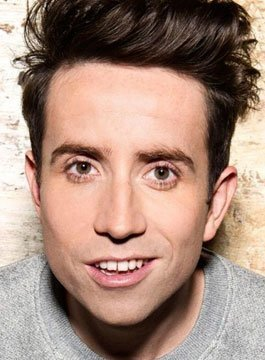 Awards Host Nick Grimshaw