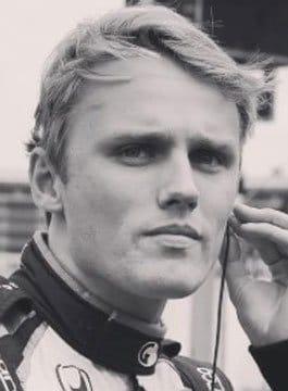 F1 Speaker Max Chilton