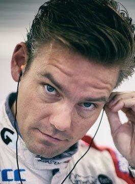 Motorsport Speaker Tom Chilton