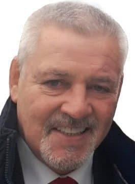 Rugby Speaker Warren Gatland