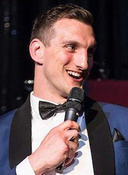 Welsh Rugby Speaker Sam Warburton