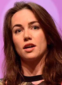 Science and Risk speaker Liv Boeree