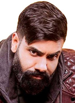 Asian Stand Up Comedian Paul Chowdhry