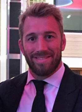 Chris Robshaw Rugby Speaker