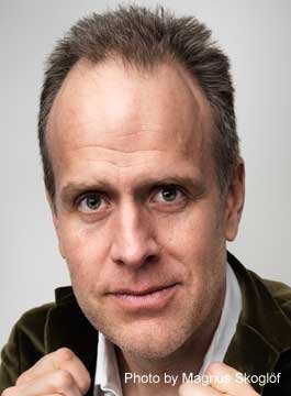 Magnus Lindkvist Swedish Futurist