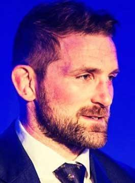 John Barclay Scotland Rugby Speaker