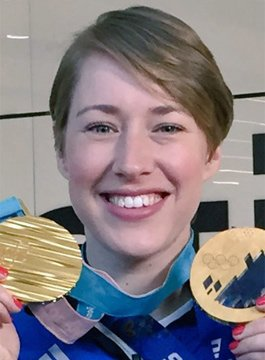 Lizzy Yarnold Olympic Motivational Speaker