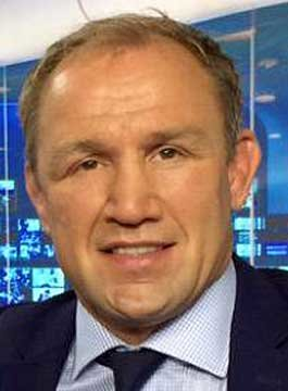 Neil Back Rugby Speaker