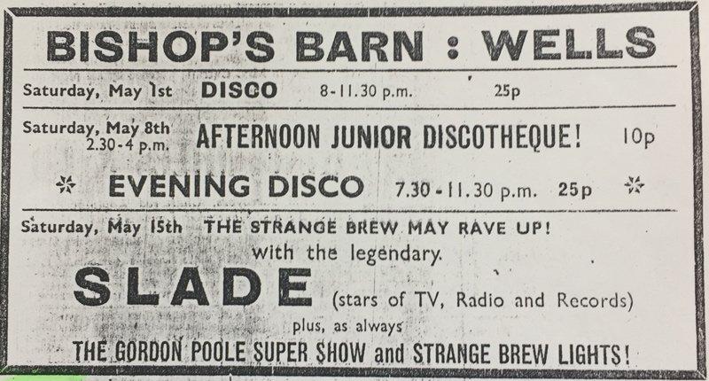 Bishops Barn Wells Slade