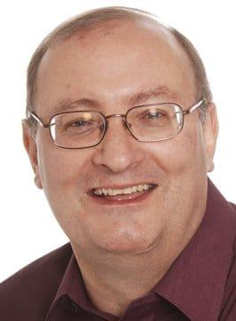 Alan Dedicoat Voice of God and Awards Host