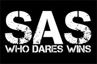 SAS Who Dares Wins DS Speakers