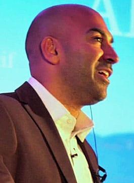 Amar Latif Blind Motivational Speaker