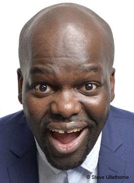 Daliso Chaponda Comedian