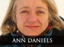 Ann Daniels Adventurer speaker