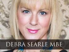 Debra Searle MBE Speaker