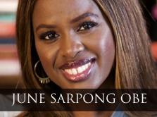 June Sarpong D&I Speaker