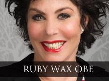 Ruby Wax OBE