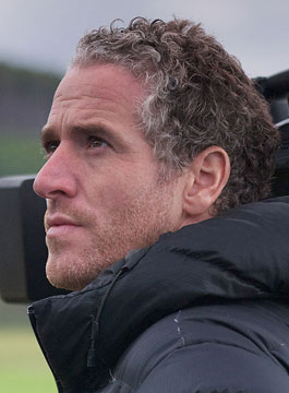 Gordon Buchanan MBE Wildlife cameraman