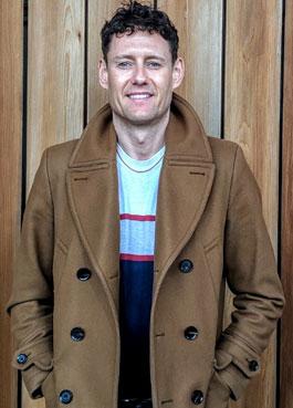Paul Weedon Virtual Communication Speaker