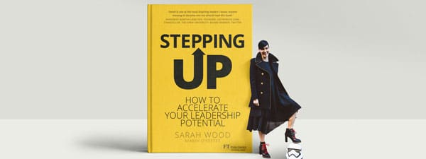 Unruly Sarah Wood Stepping Up Book